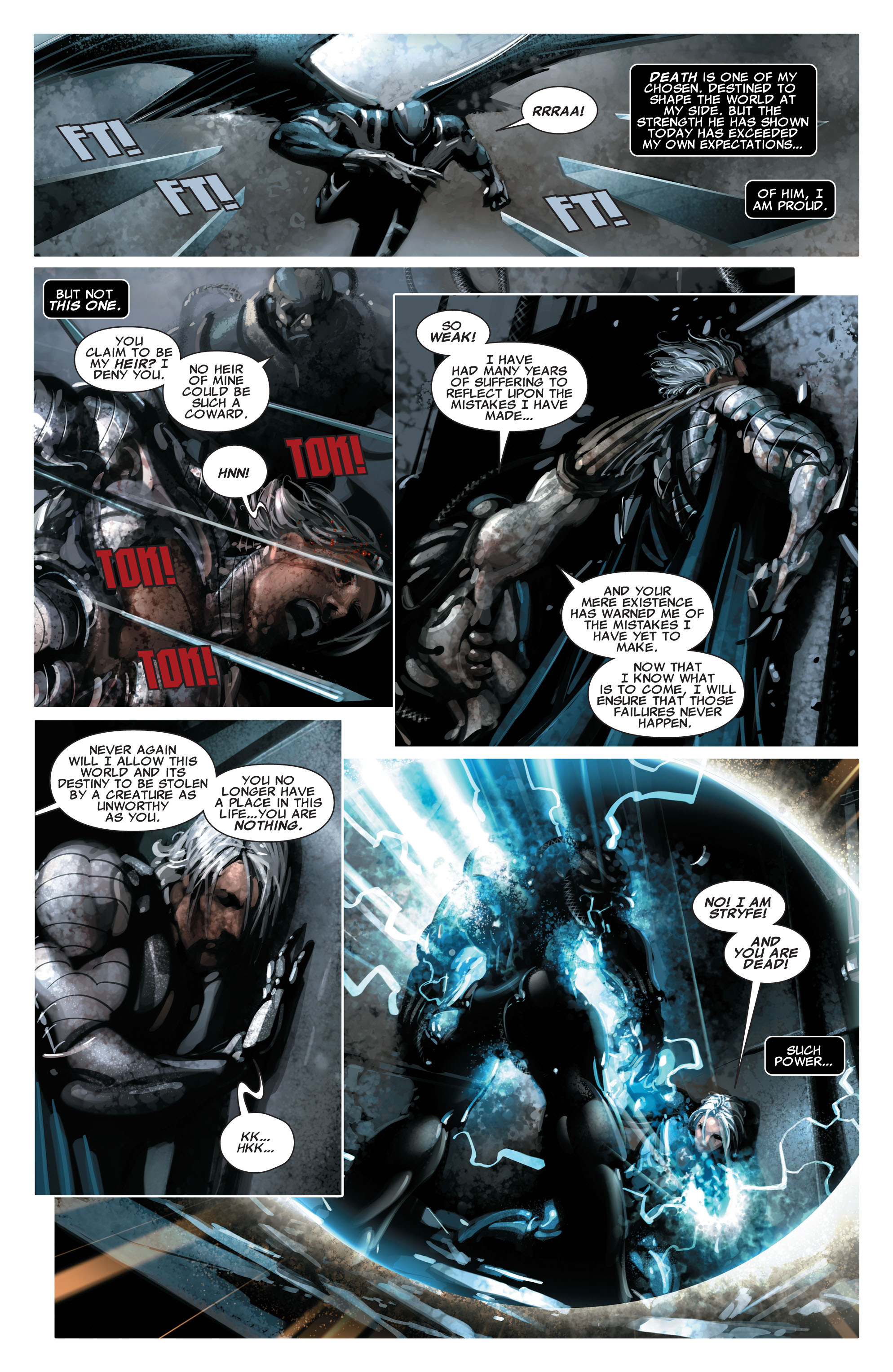 Read online X-Force (2008) comic -  Issue #16 - 14