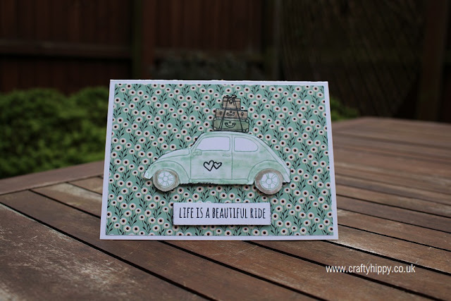 Beautiful Ride Stampin' Up!