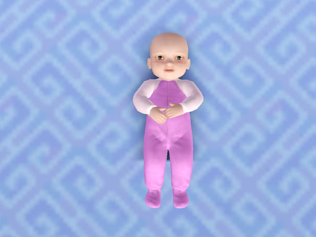 My Sims 3 Blog: Sleeper Footies for your Baby Sims by