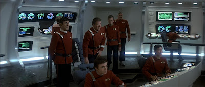 Enterprise A bridge (as seen in Star Trek IV: The Voyage Home)