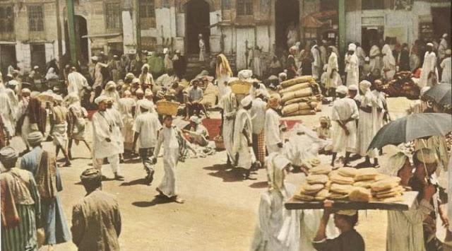 Kondisi Sosial dan Ekonomi Masyarakat Makkah Sebelum Islam