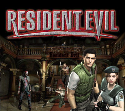 Download Resident Evil 1 PSX ISO Highly Compressed