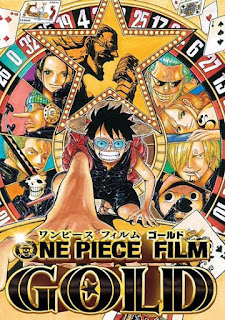 Sinopsis genre, pengisi suara Film One Piece Film Gold (2016)