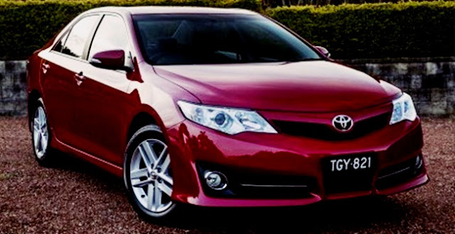 2016 Toyota Camry Atara R Special Edition Price and Release Date