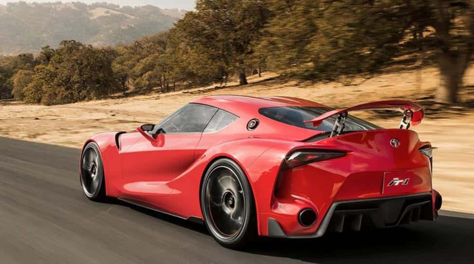Toyota Supra 2018 Release Date USA