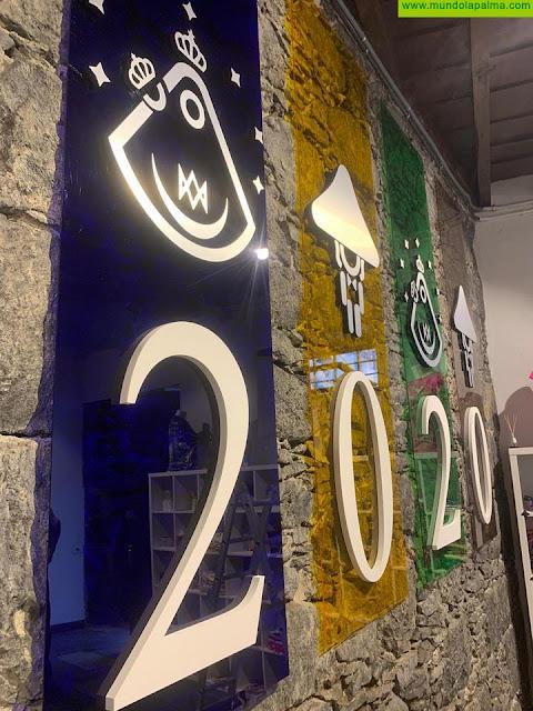 La Bajada abre su tienda oficial con productos exclusivos en los bajos de la Parroquia Matriz de El Salvador