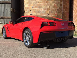 Certified PreOwned 2016 Corvette at Purifoy Chevrolet Near Denver