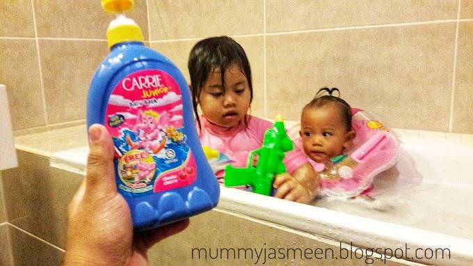 Sabun Mandian Carrie Junior Kesukaan Anak Anak