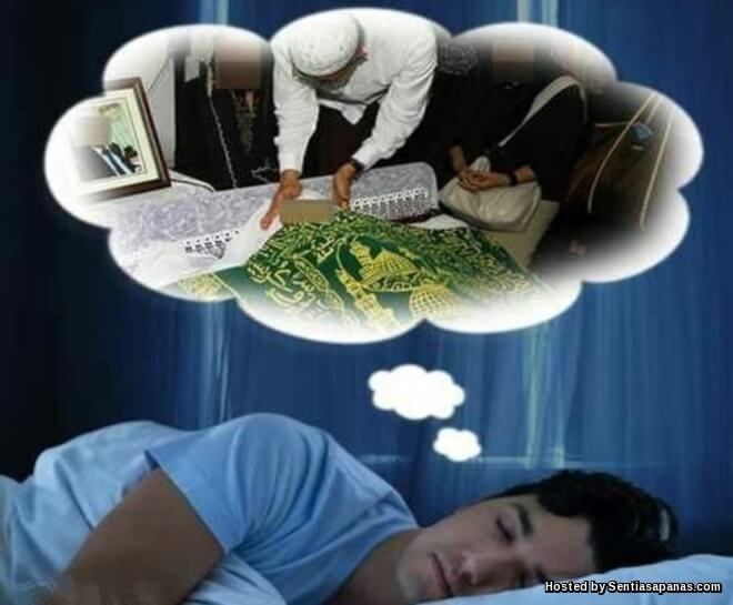 Mimpi ayah meninggal dunia