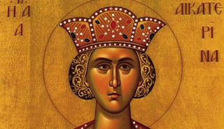 Αγία Αικατερίνη: Η προστάτιδα δεκάδων επαγγελμάτων και ανύπαντρων γυναικών