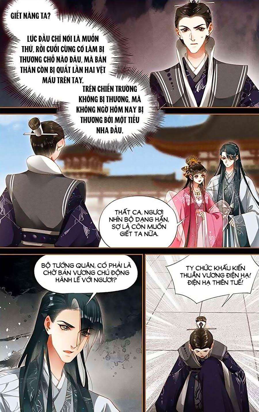 Thần Y Đích Nữ chap 279 - Trang 7