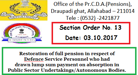 restoration-of-full-pension-in-respect-of-defence-service-personnel-paramnews