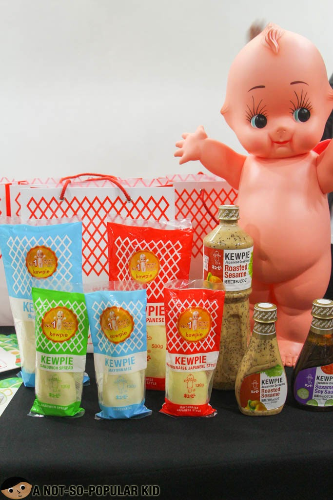 Kewpie Products are now invading the Filipino World of Cooking
