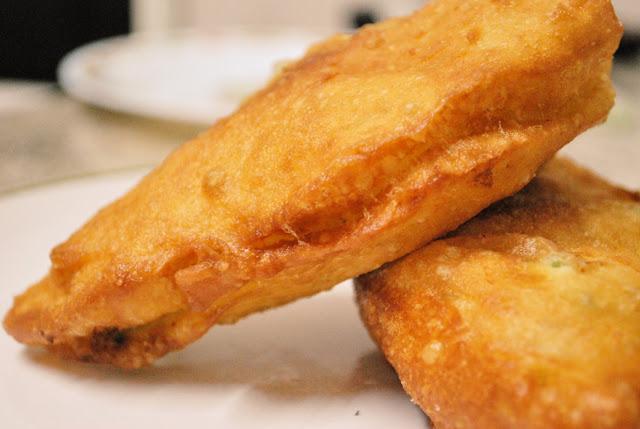 Peynirli Pişi - Şişko Börek