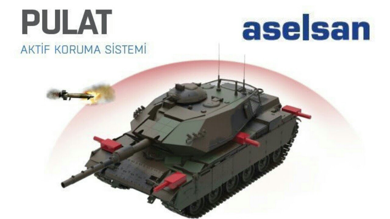 Ukraine Has Developed Tank 'Shields' For Turkey