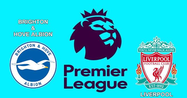 Brighton vs Liverpool 2 Desemer 2017