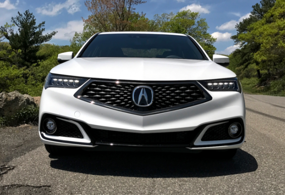 2018 Acura TLX V-6 SH-AWD A-Spec Review