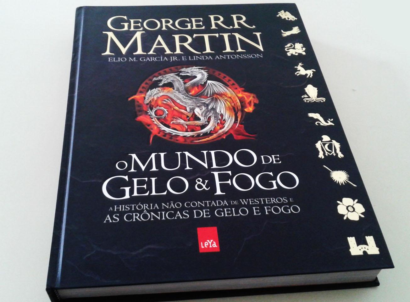 30a410367 Eu adoro livros ilustrados e como sou apaixonado pelo universo de Martin