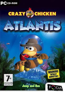Crazy Chicken Atlantis Download