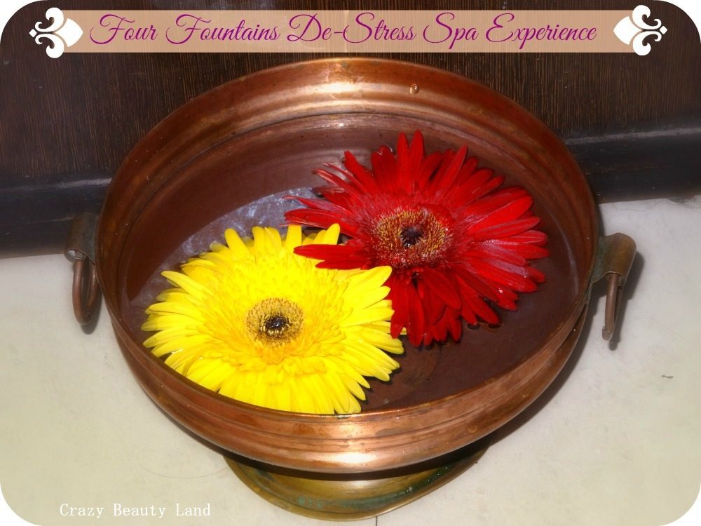 Four Fountains De-Stress Spa, Powai