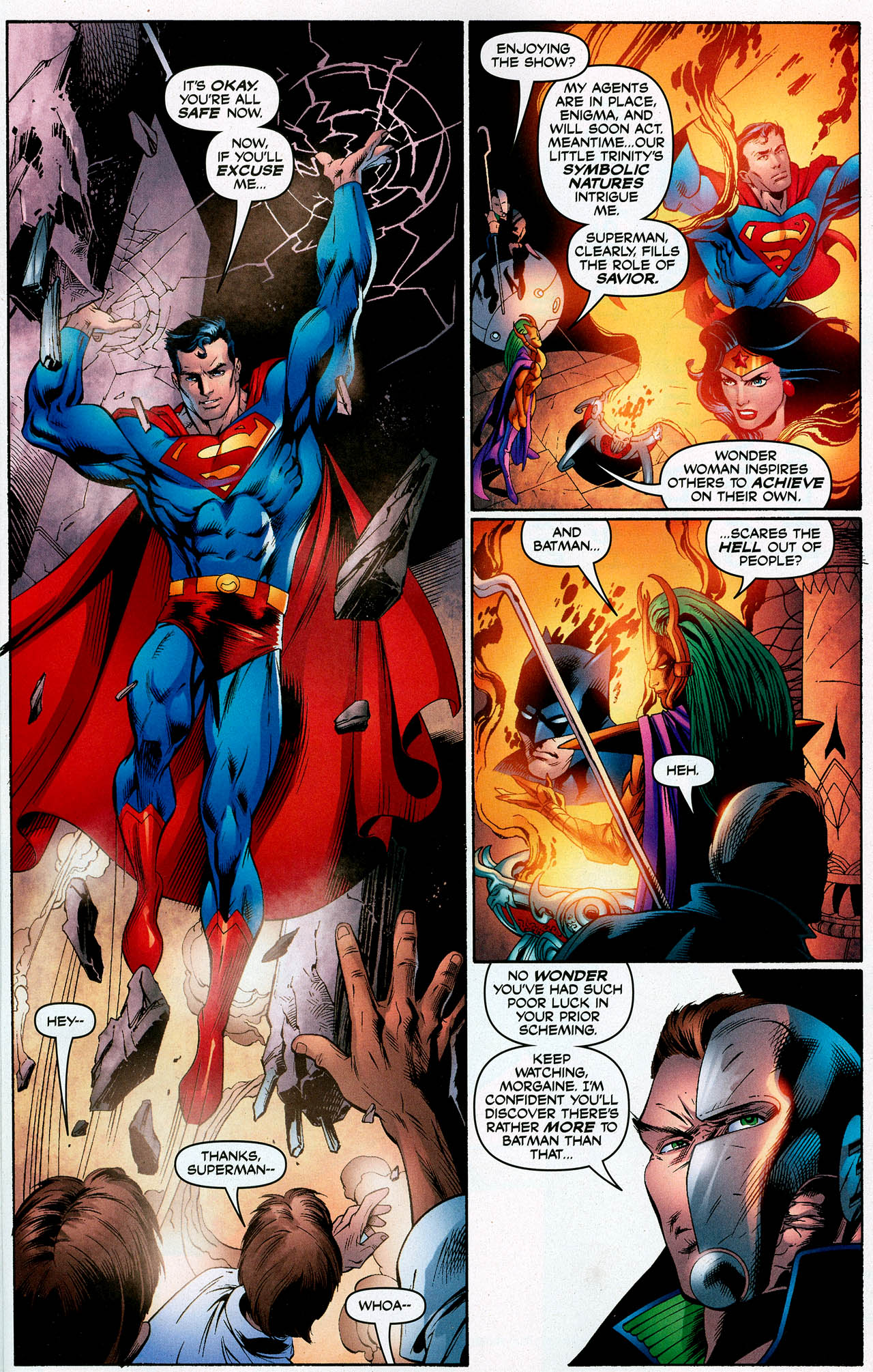 Read online Trinity (2008) comic -  Issue #4 - 8