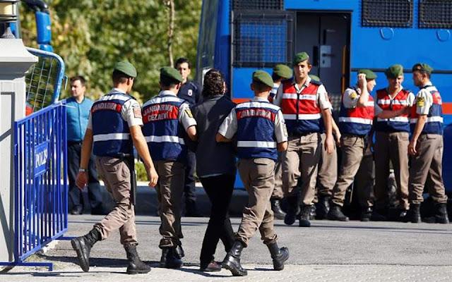 Τουρκία: Σύλληψη 1.112 υπόπτων για διασυνδέσεις με το δίκτυο Γκιουλέν