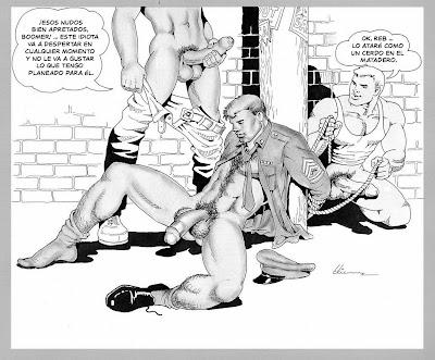 Etienne Fumetti Porno Gay