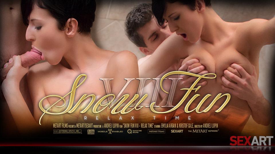 PhD3Xomm3-28 Snow Fun VIII - Relax Time (HD Video) 06140