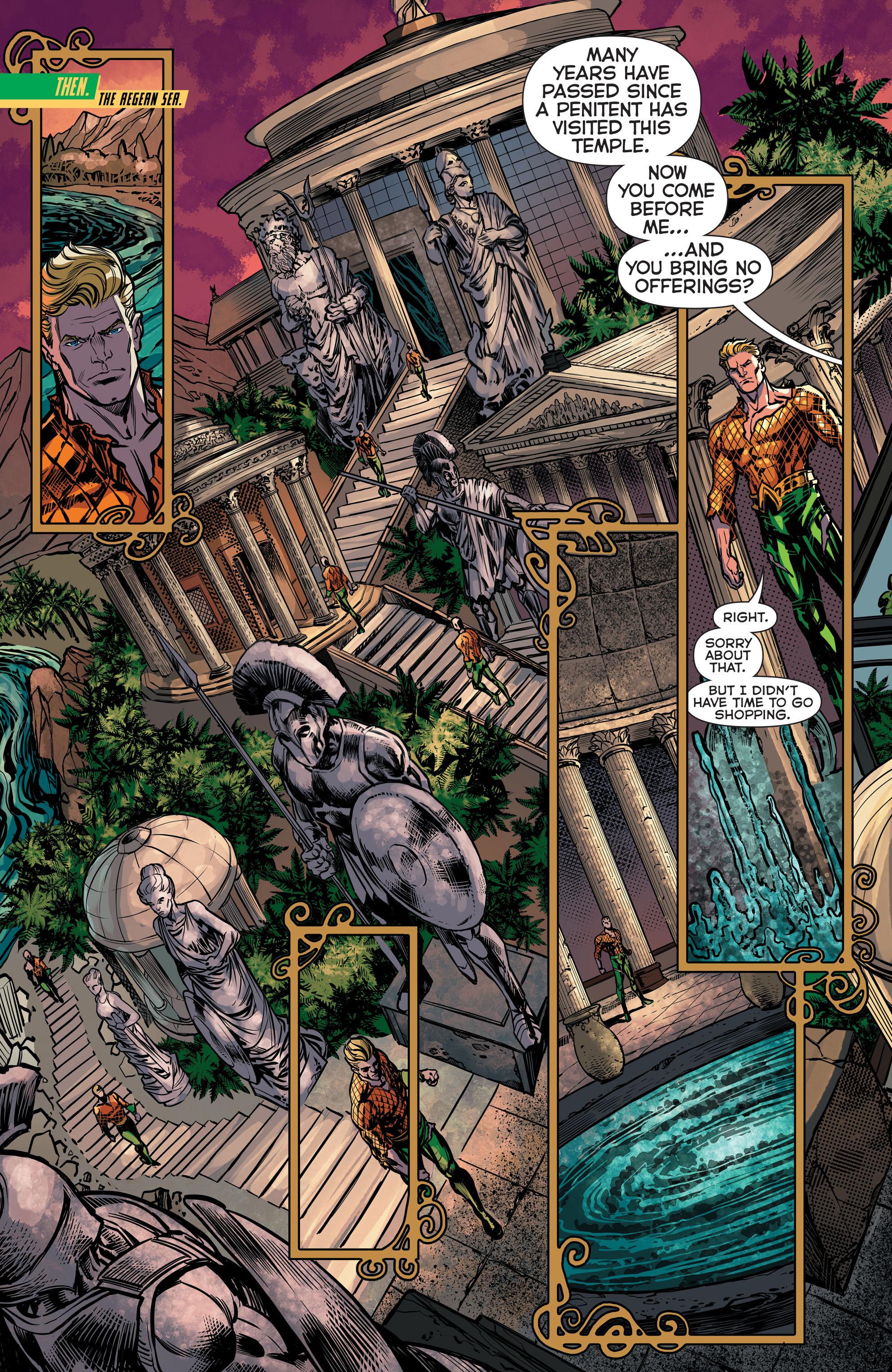 Read online Aquaman (2011) comic -  Issue #43 - 13