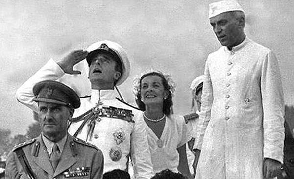 Jawaharlal Nehru and the Partition of India