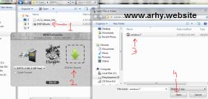 Cara Membuat DVD dan Flashdisk Bootable Windows Tanpa Ribet