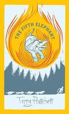 The Fifth Elephant by Terry Pratchett - Discworld Collector's Library Edition