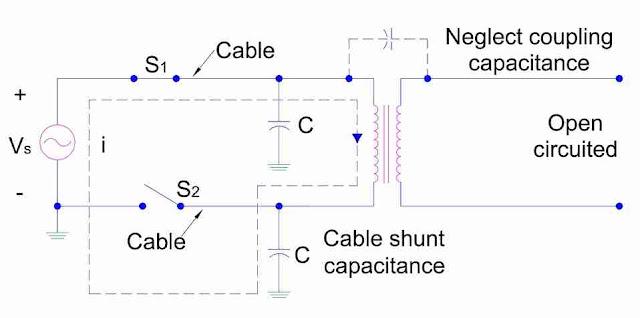 Ferroresonance-transformer