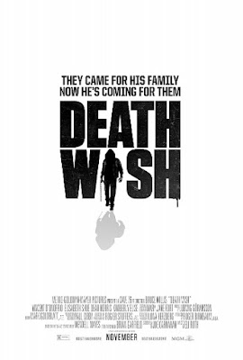 Death Wish 2017 poster