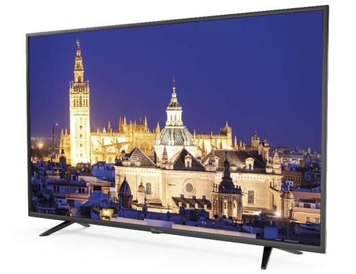 ▷[Análisis] TD Systems K55DLY8US, un Smart TV 4K de 55'' con Android 7.1 a precio de regalo