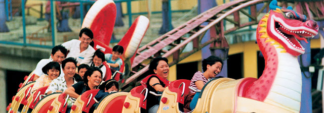 Old Genting Theme Park