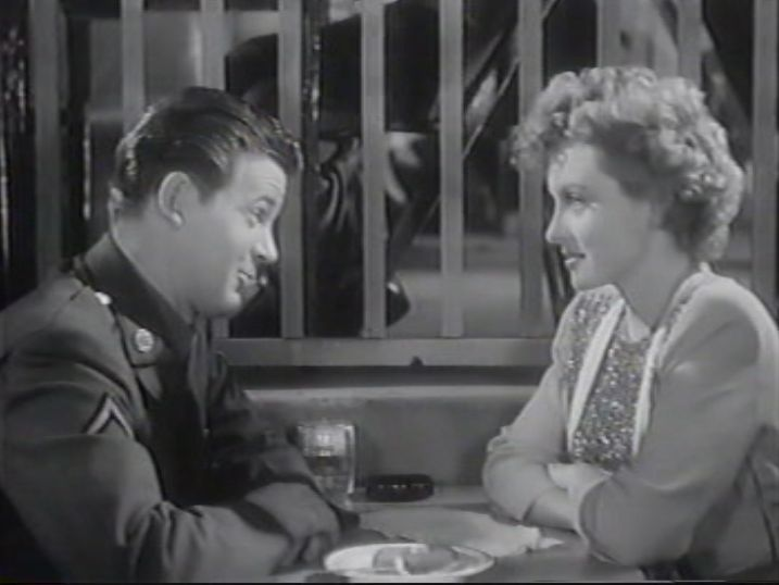 Stage Door Canteen (1943) and Hollywood Canteen (1944) served a dual  purpose: They were examples of the entertainment industry supporting the  war effort, ...