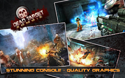 Download Game DEAD TARGET Zombie Apk Latest Version 1.8.5
