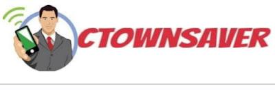 Restaurant Loyalty Program Provider logo for ctownsaver