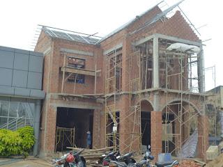 Xây dựng nhà biệt thự chuyên nghiệp biên hòa