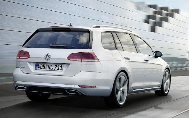 Novo VW Golf 2017