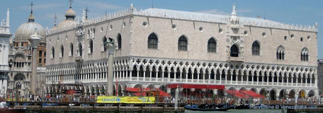 Palácio do Doge em Veneza