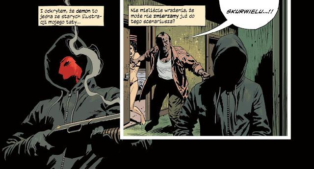 ed brubaker, zabij albo zgiń tom 3, recenzja komiksu, wydawnictwo non stop comics