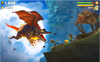 Hungry Dragon™ Mod Apk v1.11 for Android