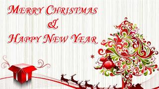 Happy New Year 2017 Merry Christmas