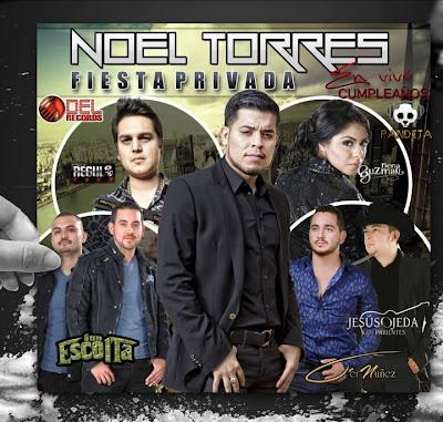 VA - En vivo Cumpleaños de Noel Torres (2013)