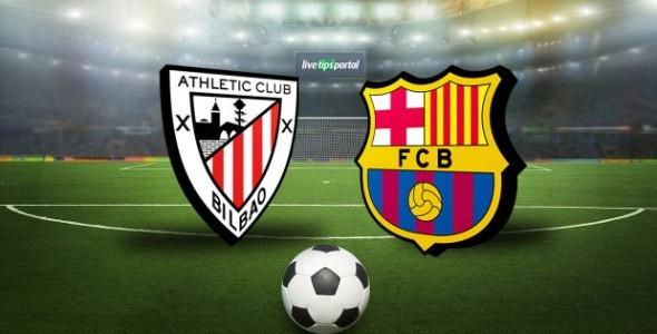 مشاهدة مباراة برشلونة واتلتيك بلباو بث مباشر اليوم 10-02-2019 في الدوري الاسباني