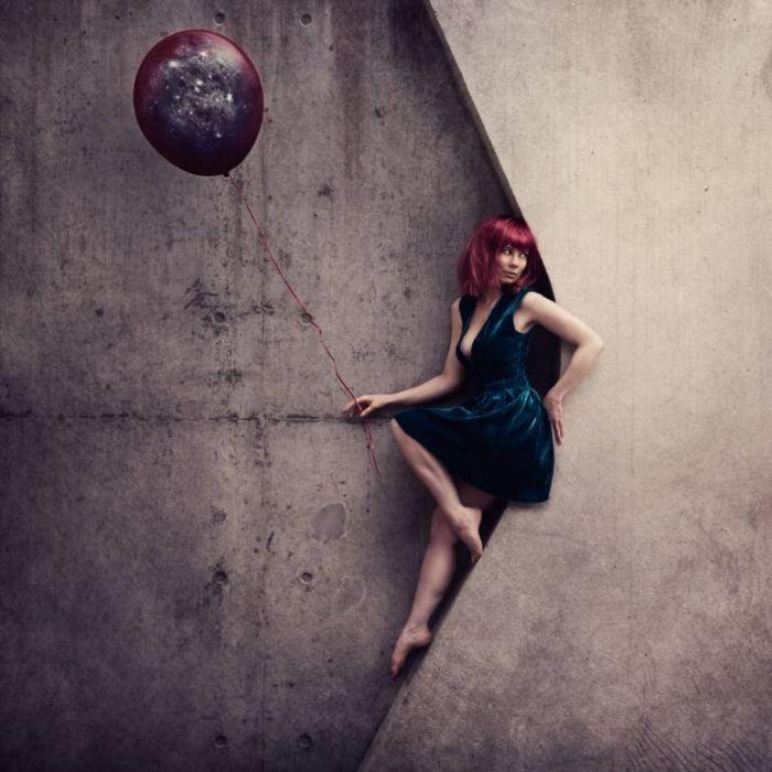 Призрачный мир. Leigh Eros (фотограф)