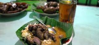 Nasi Gandul Pak Memet Semarang