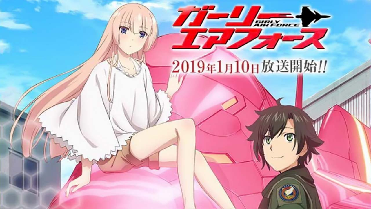 Girly Air Force Episode 7 Subtitle Indonesia